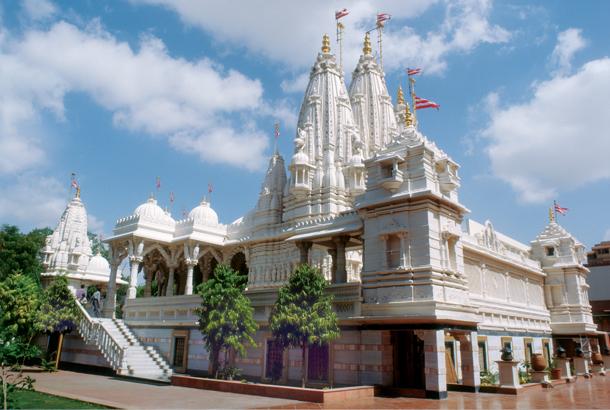swaminarayan temple ahmedabad