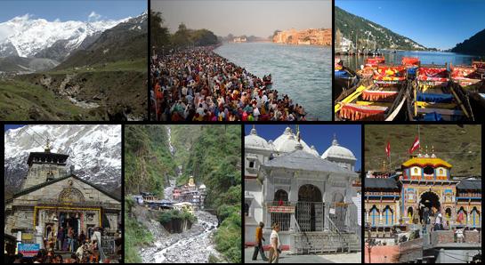 Uttarakhand Religious Places