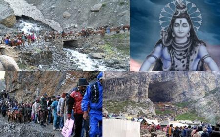 Amarnath Yatra - Spiritual Journey to Lord Shiva Home